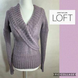 Loft Alpaca Wool Sweater